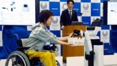 Tokyo 2020 Olympics unveils robots to help wheelchair users and workers