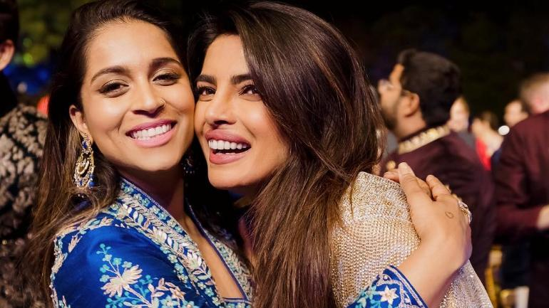 Priyanka Chopra Congratulates Bff Lilly Singh On Becoming First Indian Woman Late -1167