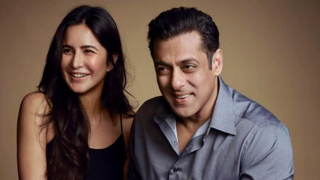 Katrina Kaif thanks Best Boy Salman Khan with photo announcing