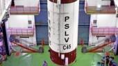 ISRO to launch electronic intelligence satellite 'Emisat' along with 28 foreign satellites on April 1