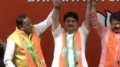 BJP's Arjun Singh disrupts train services over TMC workers molesting woman supporter