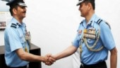 Air Commodore Pathania takes over as chief of Jammu IAF station