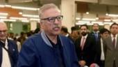 Do not believe in war, want to solve problems through dialogue: Pakistan President Arif Alvi