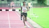 Avinash Sable broke his own national record to qualify for the World Championships
