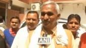 BJP MLA Surendra Narayan Singh
