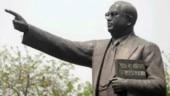 Ambedkar statue vandalised in Muzaffarnagar