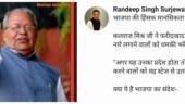Congress spokesperson's claim on veteran BJP leader's speech is false
