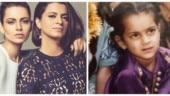 Kangana Ranaut turns 32: Sister Rangoli wishes her happy birthday with adorable post. See pic