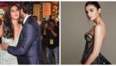 Exes Ranbir Kapoor and Katrina Kaif hug it out at award show and Alia Bhatt is happy. See pics