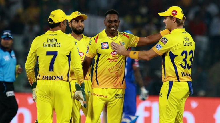 Dwayne Bravo shined with the ball as he picked up three wickets for 33 runs from his four overs