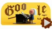 Google Doodle celebrates Johann Sebastian Bach's birthday with first-ever AI tribute