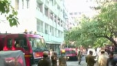 Fire breaks out at CGO Complex in Delhi, CISF sub-inspector dies