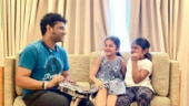 Devi Sri Prasad gets surprise visit from Mahesh Babu and Vamsi Paidipally's daughters. See pics
