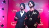 Diljit Dosanjh becomes first turbaned Sikh to get Madame Tussauds wax statue. See pics