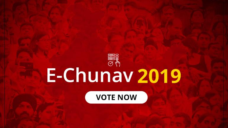 India Today E-Chunav 2019: Vote online before you vote offline