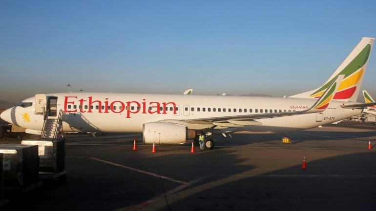 Ethiopian Airlines flight crashes with 149 passengers, 8