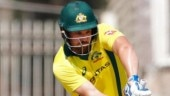 Aaron Finch bags unwanted record after getting out for 0 in Mohali ODI