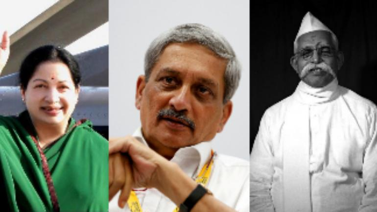 Parrikar is 18th Indian Chief Minister to die in office: Who