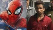 Not a super hero! Delhi Police catches local robber Spider Man