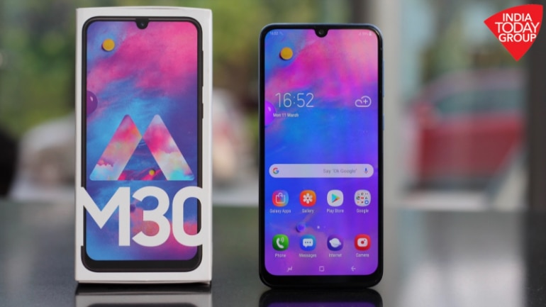 Samsung Galaxy M30 review: Brand Samsung finally looks competitive