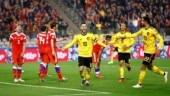 Eden Hazard scored two goals to help Belgium beat Russia 3-1