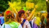Don't play Holi in a rowdy manner, DU tells students