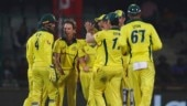Australia beat India to win 1st bilateral ODI series since January 2017