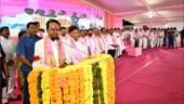 TRS benches 4 sitting MPs, KCR gives tickets to loyalists