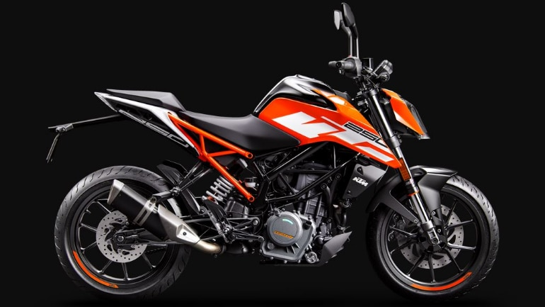 BS6 KTM 250 Duke Launched In India; Priced At Rs. 2.09