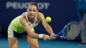 Miami Open: Karolina Pliskova beats Simona Halep to setup final vs Ashleigh Barty