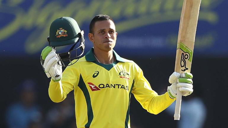 Ricky Ponting feels Usman Khawaja should be in Australia's squad for the 2019 ICC World Cup