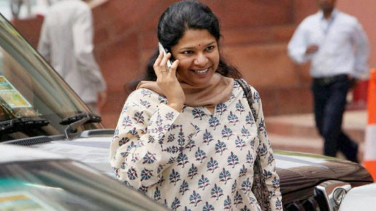 DMK's Kanimozhi seeks to contest from Tuticorin seat for Lok Sabha elections