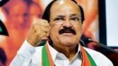 VP Venkaiah Naidu gives the key of employment at Vel Tech University
