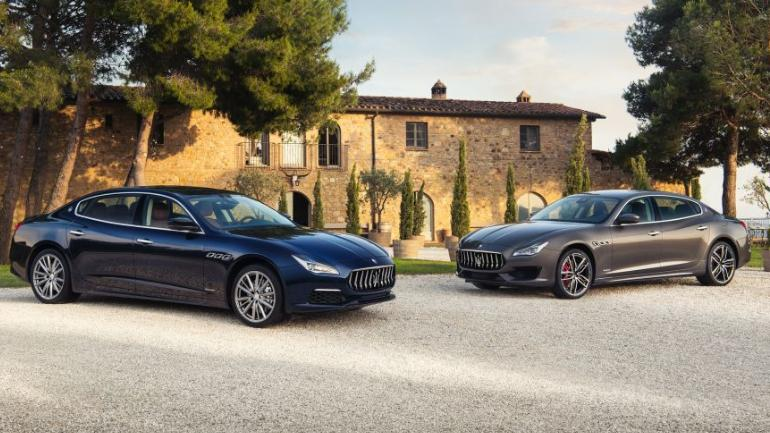 2019 maserati quattroporte launched in india, price starts at rs