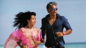 Milind Soman and wife Ankita Konwar channel desi Baywatch in these new beach photos