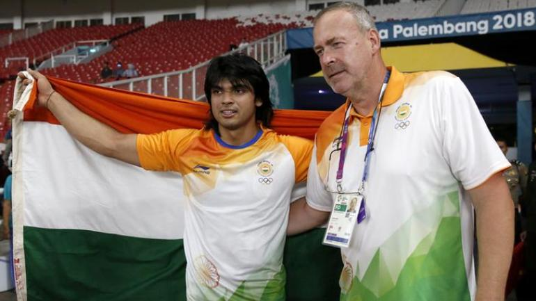 Uwe Hohn said Neeraj Chopra needs to