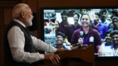 Live interaction with PM Narendra Modi after Smart India Hackathon 2019 grand finale at IIT Kharagpur on March 2-3