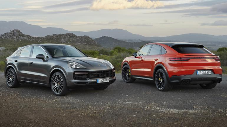 Porsche Cayenne Coupe launched, new model gets two engine