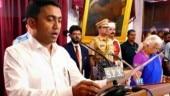 Goa CM Pramod Sawant credits Manohar Parrikar for bringing him into politics, vows to take his legacy forward