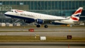 British Airways flight takes off for Germany, lands 1200km away in UK. Passengers have best reaction
