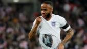 Euro 2020 qualifiers: Raheem Sterling bags hat-trick as England thrash Czech Republic