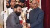 Mohanlal receives Padma Bhushan, thanks all well-wishers. See pics
