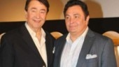 Randhir Kapoor jets off to New York to visit brother Rishi Kapoor