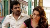 Hansika and ex-boyfriend Simbu together in her 50th film Maha?