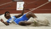 Sreeshankar has been asked by the AFI to skip Asian Athletics Championships