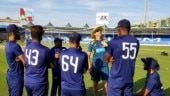 USA cricket team trains with Australia cricketers in Sharjah