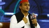 Happy to see a baba is UP CM, he has taught us Hanuman's caste: Akhilesh Yadav