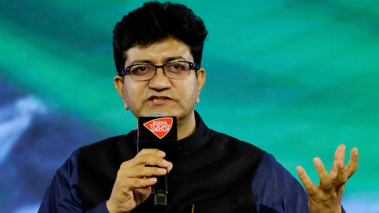 Prasoon Joshi at India today Conclave 2019 Photo: Vikram Sharma