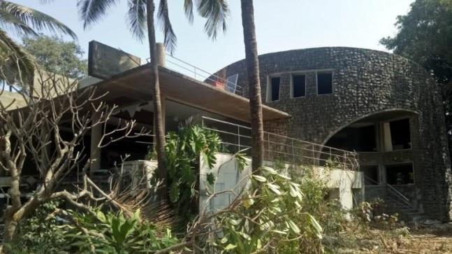 100 explosives to be used to demolish nirav modi u0026 39 s alibaug bungalow on march 8