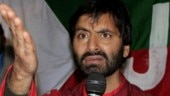 Separatist leader Yasin Malik booked under PSA, shifted to Jammu jail